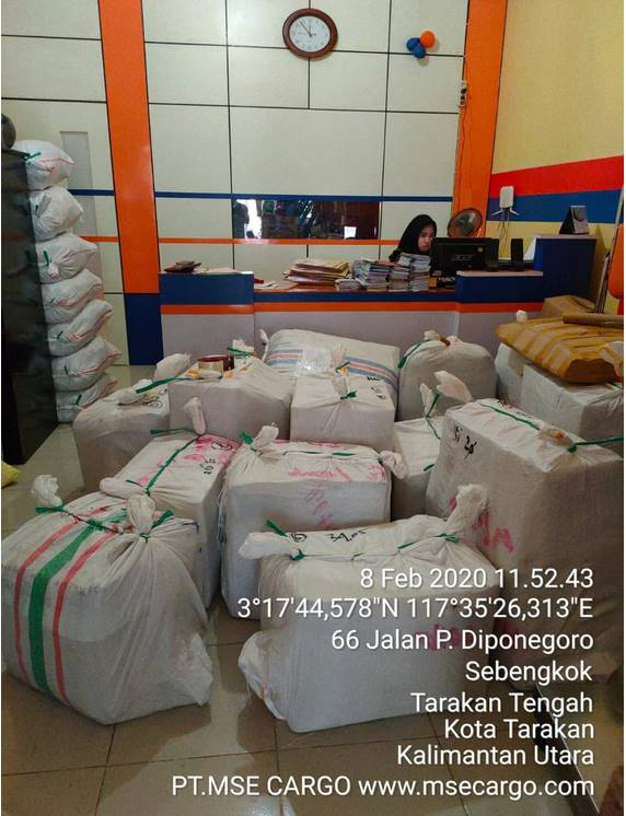 MSE cargo